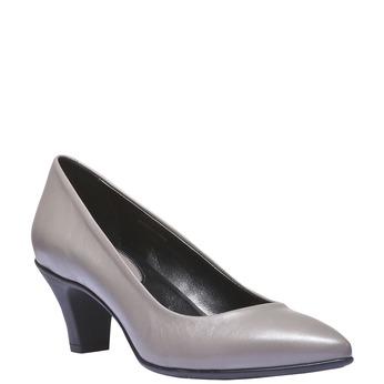 Elegant Pumps flexible, gray , 624-8221 - 13