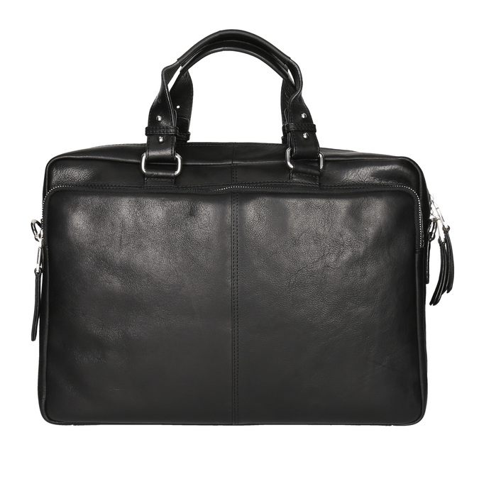 The Seymur Briefcase Bag bata, black , 964-6106 - 26