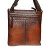 Men´s leather Crossbody bag, brown , 964-4138 - 19