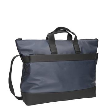 Travel bag roncato, blue , 969-9641 - 13