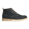 Men´s leather chukka boots weinbrenner, blue , 846-9629 - 26