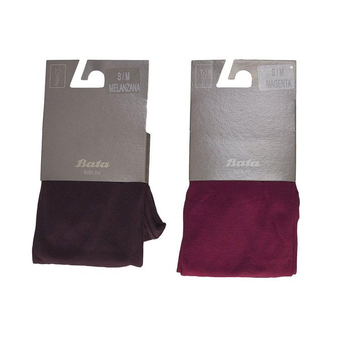 pantyhose bata, multicolor, 919-0320 - 13