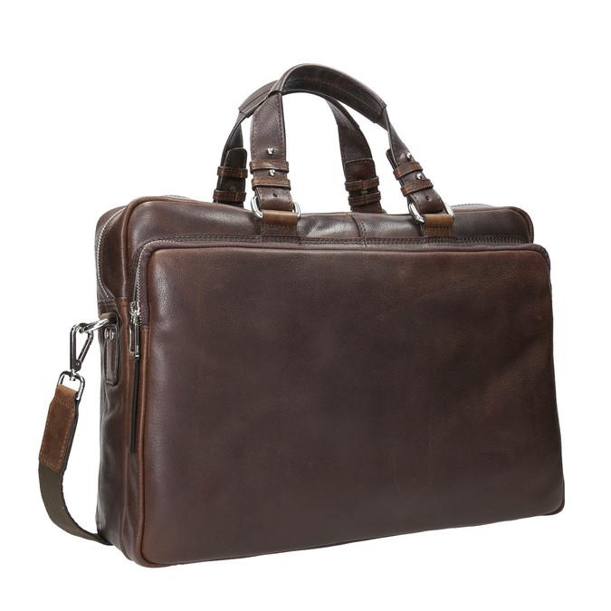 The Seymur Briefcase Bag bata, brown , 964-4106 - 13
