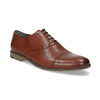 Brown leather Oxford shoes vagabond, brown , 824-3048 - 13