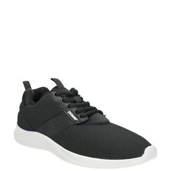 Men's sneakers power, black , 809-6175 - 13