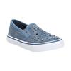Children's slip-on shoes north-star, blue , 229-9193 - 13