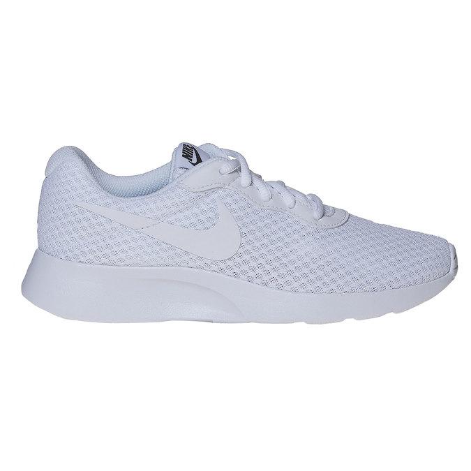 Ladies' sports sneakers nike, white , 509-1557 - 15