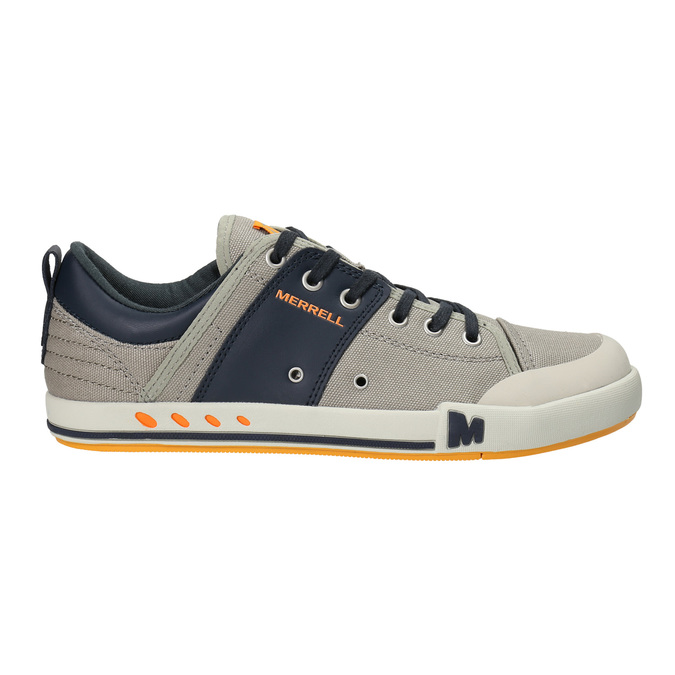 Men's casual sneakers merrell, gray , 809-8312 - 15