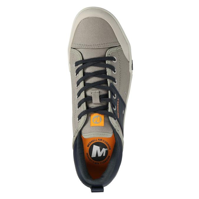 Men's casual sneakers merrell, gray , 809-8312 - 19