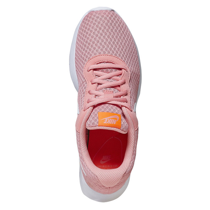 Ladies' pink sneakers nike, pink , 509-3557 - 19