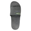 Men's grey slip-ons coqui, gray , 872-2619 - 26