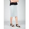 Ladies' leather flatform sandals bata, black , 666-6604 - 18