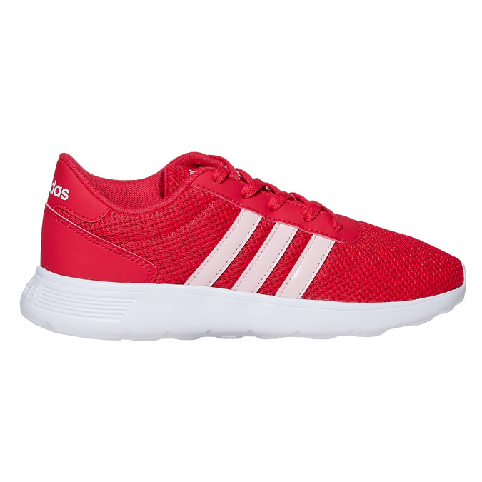 Red kids' sneakers adidas, red , 409-5288 - 15