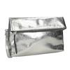 Silver Crossbody handbag bata, silver , 961-1501 - 13