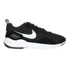 Ladies' sneakers with distinctive sole nike, black , 509-1160 - 26