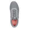 Ladies' grey sneakers adidas, gray , 509-2198 - 15