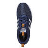 Men's sneakers in a sport style adidas, blue , 809-9195 - 19