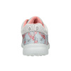 Sneakers with a floral pattern power, gray , 509-2203 - 16
