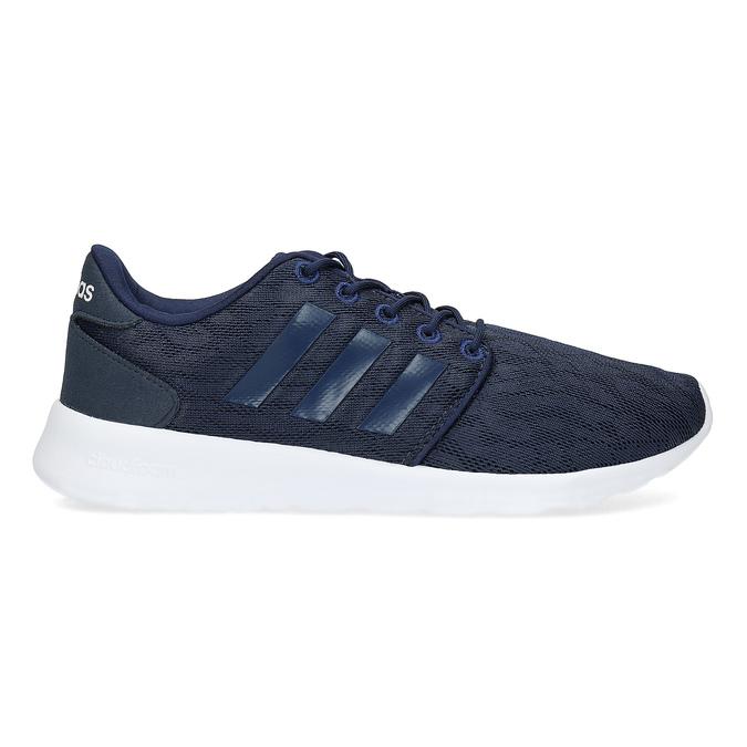 Ladies' blue sneakers adidas, blue , 509-9112 - 19