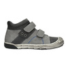 Children's ankle boots with Velcro fasteners mini-b, gray , 211-2624 - 15