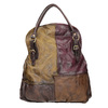 Ladies' Leather Handbag a-s-98, multicolor, 966-0061 - 26