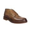 Men's leather Chukka Boots bata, brown , 826-2919 - 13