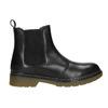 Ladies' leather Chelsea boots bata, black , 594-6680 - 26