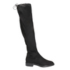 Ladies' high boots bata, black , 599-6616 - 15