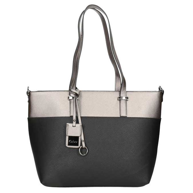 Ladies' Handbag with Detachable Strap gabor-bags, yellow , 961-8036 - 26