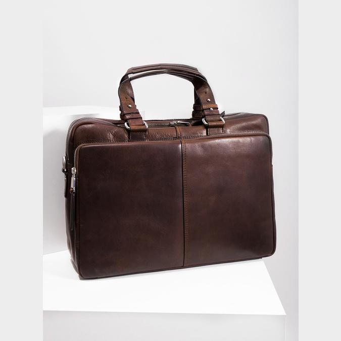 The Seymur Briefcase Bag bata, brown , 964-4106 - 18