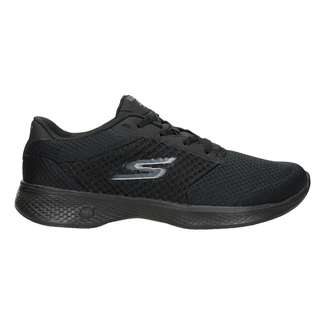 Black Ladies' Sneakers skechers, black , 509-6325 - 26
