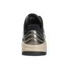 Ladies' Breathable Sneakers geox, black , 629-6044 - 16