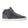 Ladies' High Top Sneakers adidas, black , 509-6112 - 26