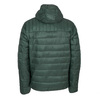 Men's Quilted Jacket with Hood bata, green, 979-7143 - 26