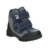 Children's Winter Boots with Hook-and-Loop Closures mini-b, gray , 291-2626 - 13