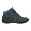 Outdoor-Style Leather Shoes weinbrenner, blue , 896-9671 - 26