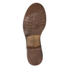 Ladies' Insulated Leather High Boots manas, brown , 593-3609 - 17