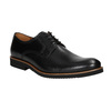 Men's leather shoes conhpol, black , 824-6991 - 13