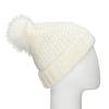 Furry Pompom Hat bata, multicolor, 909-0152 - 19
