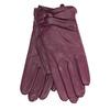Ladies' leather gloves, violet , 904-0109 - 13