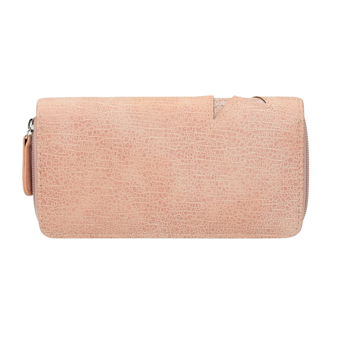 Pink Wallet with Stars bata, pink , 941-5154 - 16