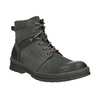 Leather Ankle Boots weinbrenner, gray , 896-2703 - 13