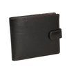 Men's leather wallet, brown , 944-4202 - 13