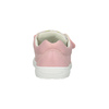 Girls' pink sneakers with a pattern mini-b, 221-5215 - 16