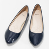 Ladies' patent leather ballerinas bata, 521-2602 - 16