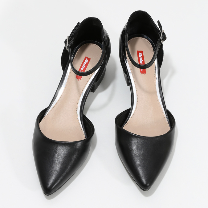 6216607 bata-red-label, black , 621-6607 - 16