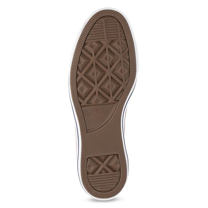 Ladies' tennis shoes converse, black , 589-6279 - 18